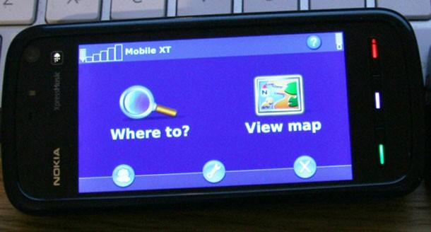 Сборка собрана для любителей минимализма,состоящий из трех нави программ (автоспутник,garmin mobile xt 50020wp